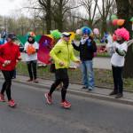 Na trasie 42 km Maratonu