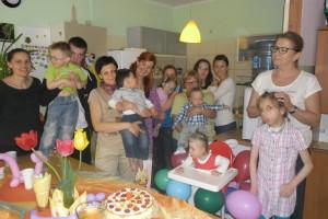 Urodzinowi goście