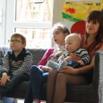 widownia dzieci