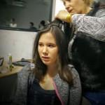 Później fryzura