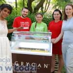 Firma Grycan przygotowała dla Gości wspaniałe lody i soki ze świeżych owoców ;-)