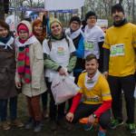 Biegacze z CHEP i DHL na starcie Maratonu