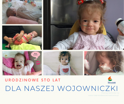 Urodzinowa zbiórka naszej Wojowniczki
