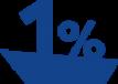 1 % podatku… podaruj nam jeden procent. Dodaj wiatru w żagle